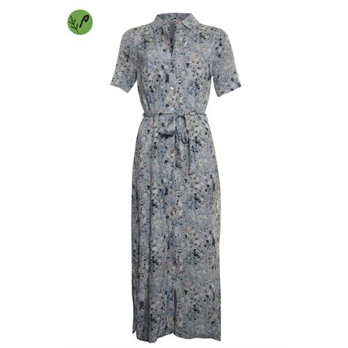 Poools ladieswear dresses - dress print. available in size 36,38,40,42,44,46 (multicolor)