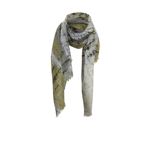 Poools ladieswear accessories - scarf tie dye. available in size one size (brown)