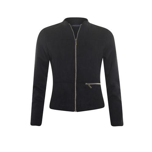 Roberto Sarto ladieswear coats & jackets - jacket suedelook. available in size 38,40,42,44,46,48 (black)