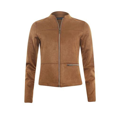 Roberto Sarto ladieswear coats & jackets - jacket suedelook. available in size 38,40,42,44,48 (brown)