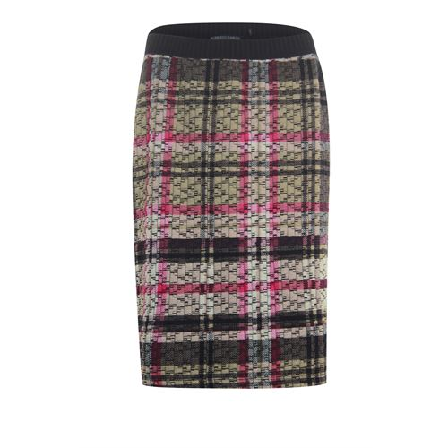 Roberto Sarto ladieswear skirts - skirt straight  printed. available in size 38,40,44,46,48 (black,brown,multicolor,pink)