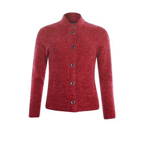 Roberto Sarto ladieswear coats & jackets - jacket turtle. available in size 38,40,42,44,46,48 (red)