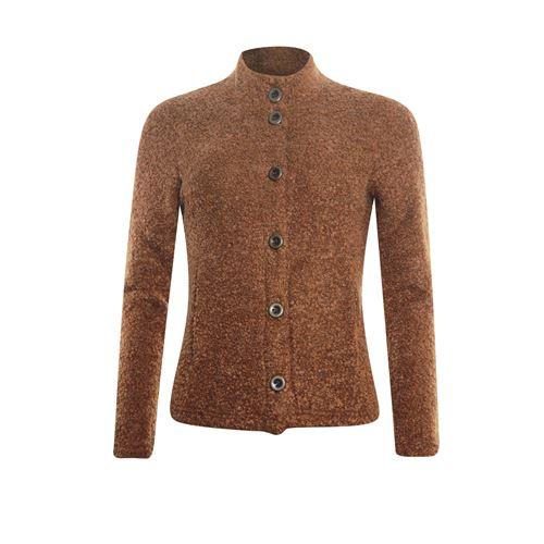 Roberto Sarto dameskleding jassen & blazers - jasje turtle. beschikbaar in maat 38 (bruin)