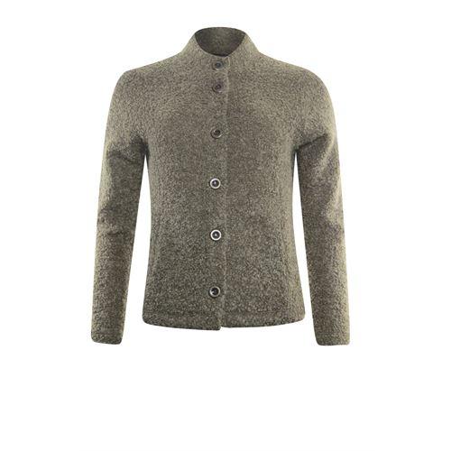 Roberto Sarto ladieswear coats & jackets - jacket turtle. available in size 38,40,44,48 (olive)