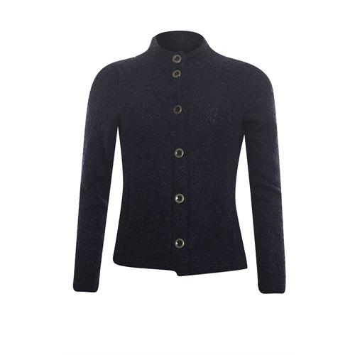 Roberto Sarto ladieswear coats & jackets - jacket turtle. available in size 38,40,42,44,46 (blue)