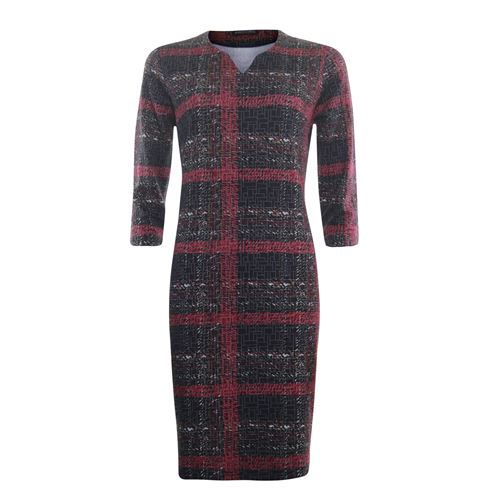 Roberto Sarto ladieswear dresses - dress 3/4 sleeves. available in size 38,40,46 (black,multicolor,pink)