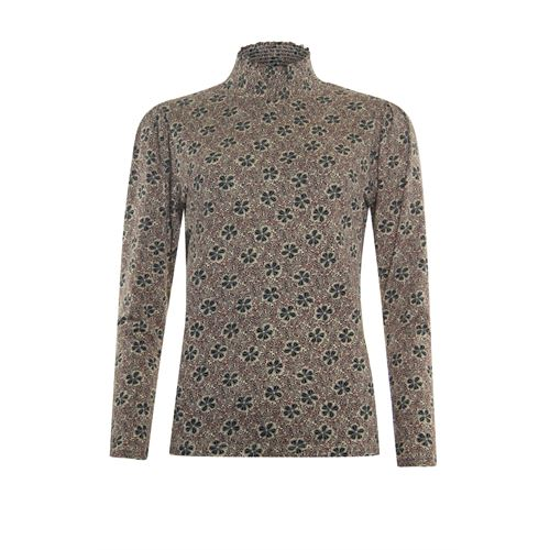 Anotherwoman ladieswear t-shirts & tops - shirt smock collar. available in size 36,38,40,42,44,46 (multicolor)