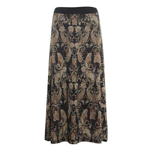 Anotherwoman ladieswear skirts - skirt printed. available in size 36,38,40,42,44,46 (multicolor)