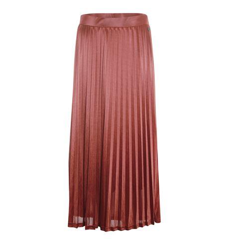 Anotherwoman dameskleding rokken - rok plissee. beschikbaar in maat 36,38,40,42,44,46 (rood)