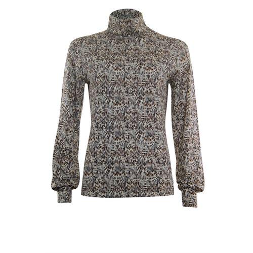 Poools dameskleding t-shirts & tops - t-shirt kol. beschikbaar in maat 44 (multicolor)