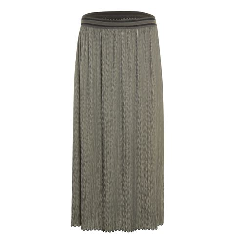 Poools ladieswear skirts - skirt 2 col.. available in size 36,38,40,42,44,46 (brown)