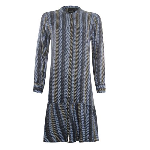 Poools ladieswear dresses - dress printed. available in size 36,38,40,42,44,46 (multicolor)