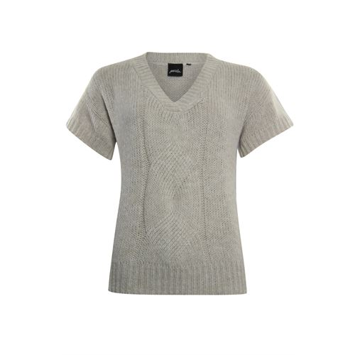 Poools ladieswear pullovers & vests - sweater v neck. available in size 38,40,42,44 (off-white)