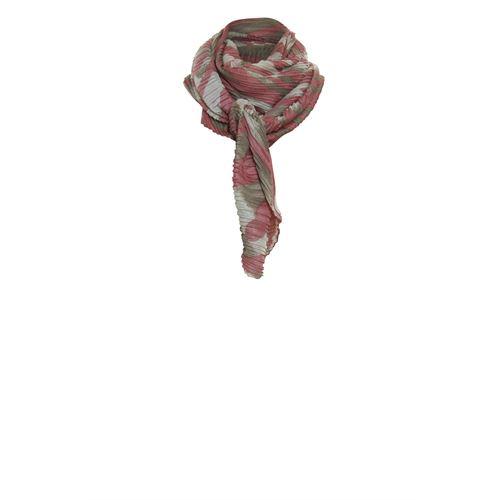 Poools dameskleding accessoires - shawl. beschikbaar in maat one size (bruin)
