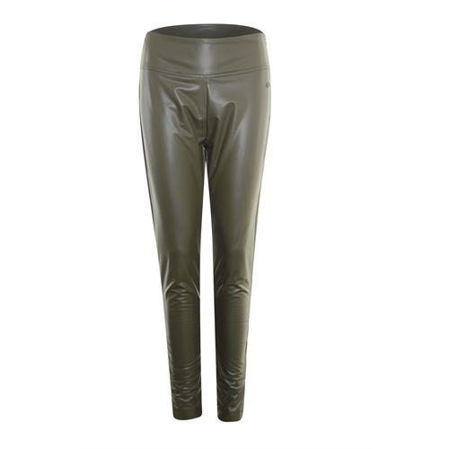 Poools dameskleding broeken - pant bi-stretch. beschikbaar in maat 36,38,40,42,44,46 (olijf)
