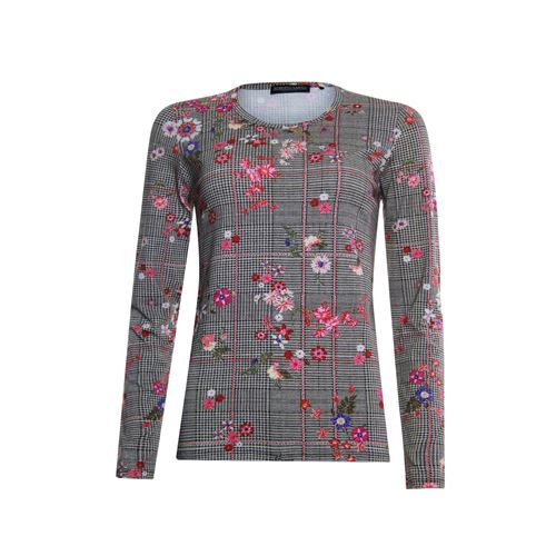 Roberto Sarto ladieswear t-shirts & tops -  T-shirt. Available in size  (black,off-white,rose)