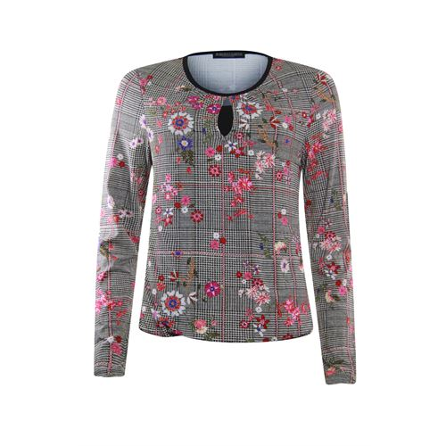 Roberto Sarto ladieswear t-shirts & tops -  Blouson. Available in size  (black,off-white,rose)