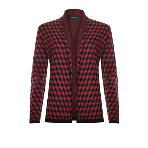 Roberto Sarto ladieswear pullovers & vests -  Cardigan. Available in size 40,42,44,46 (black,red)