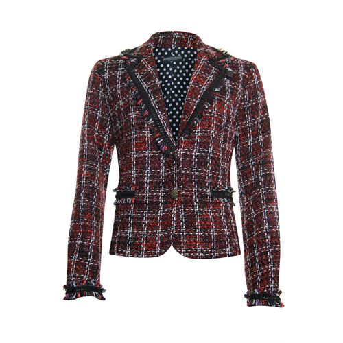 Roberto Sarto ladieswear coats & jackets -  Jacket. Available in size 38,40,42,44,46,48 (black,off-white,red)