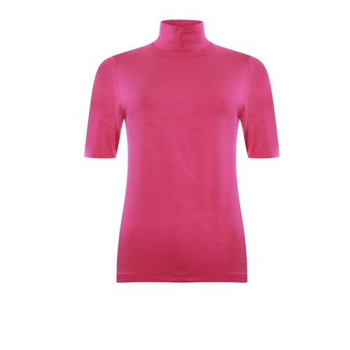 Roberto Sarto ladieswear t-shirts & tops -  T-shirt turtle, short sleeve. Available in size 38,40,42,44,46,48 (rose)