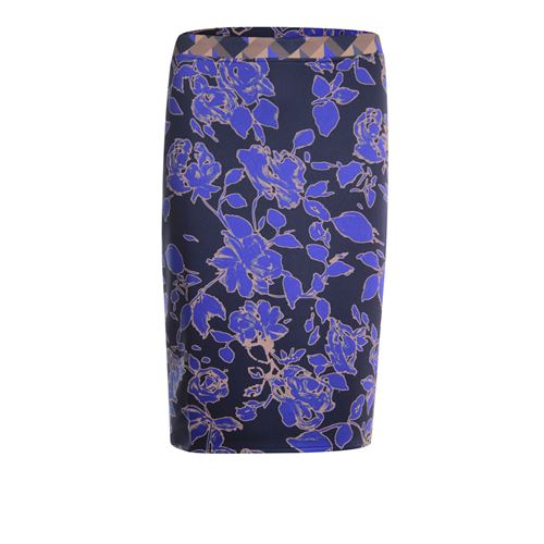 Roberto Sarto ladieswear dresses & skirts -  Skirt. Available in size 40,42,44,46 (blue,brown)