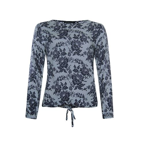 Anotherwoman ladieswear blouses & tunics -  Blouson. Available in size 36,40,42,44 (black,grey)