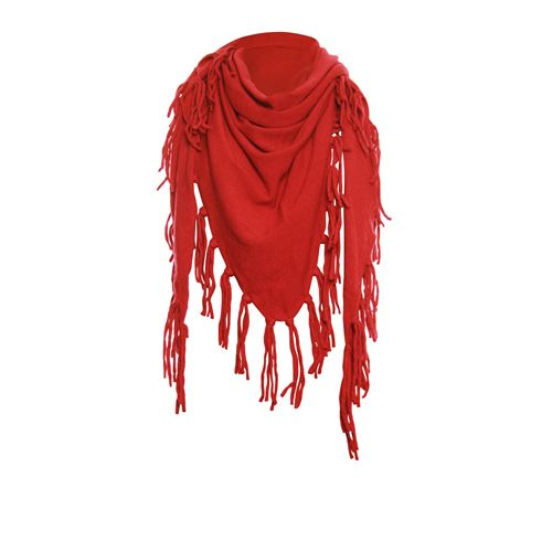 Anotherwoman ladieswear accessories -  Triangle Scarf. Available in size One size,Size one (orange)