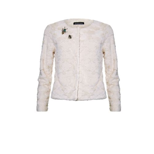 Anotherwoman ladieswear coats & jackets -  Jacket fur. Available in size  (off-white)