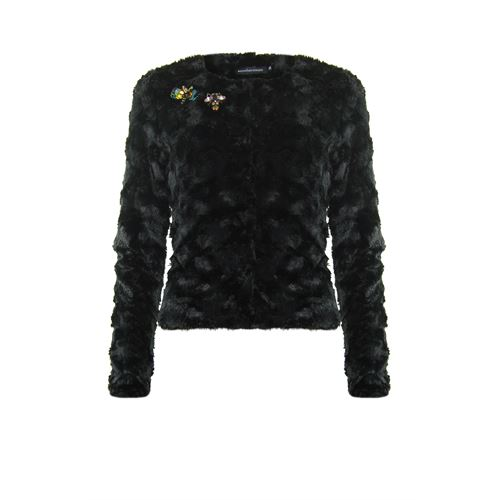 Anotherwoman ladieswear coats & jackets -  Jacket fur. Available in size 38,40,42,46 (black)