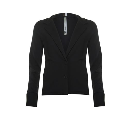 Poools ladieswear coats & jackets -  Jacket contrast. Available in size 38,40,42,44 (black)