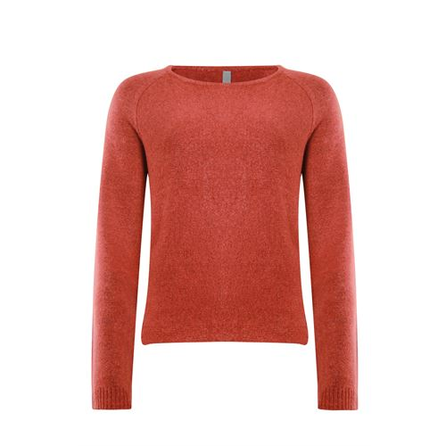 Poools ladieswear pullovers & vests -  Sweater plain. Available in size 44,46 (red)