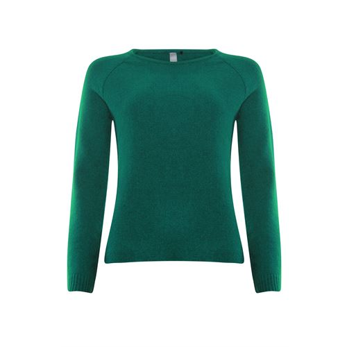 Poools ladieswear pullovers & vests -  Sweater plain. Available in size 36,38,40,42,44,46 (green)