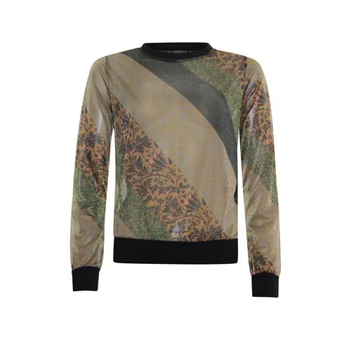 Poools ladieswear pullovers & vests -  Sweater print mix. Available in size 36,42 ()