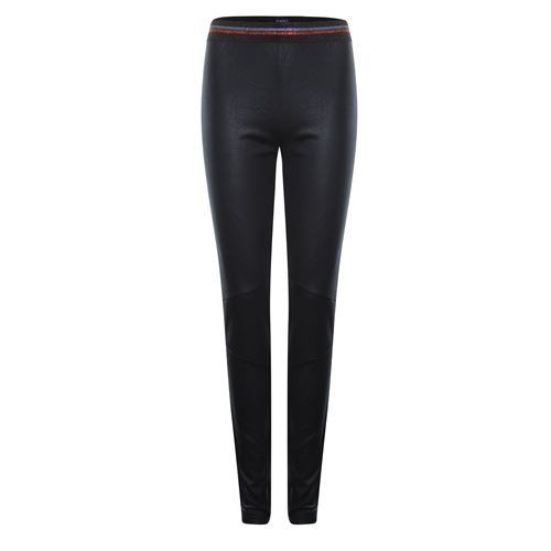 Poools ladieswear trousers -  Tregging. Available in size 36,38,40,42,44,46 (blue)