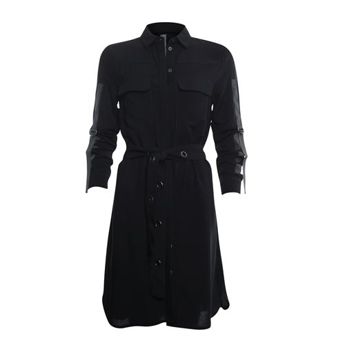 Poools ladieswear blouses & tunics -  Blouse long style. Available in size 36,38,40,42,44 (black)