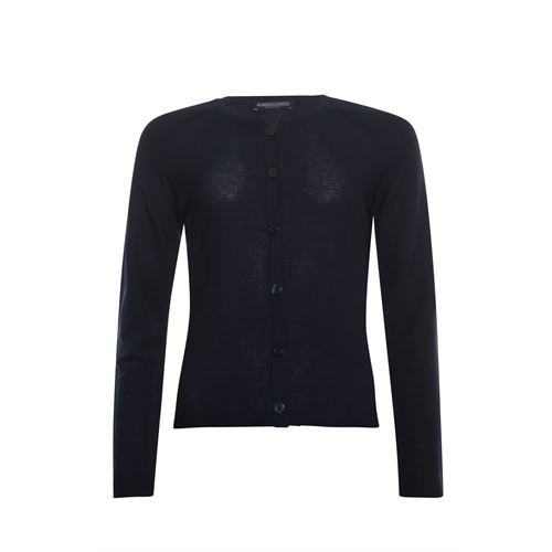 Roberto Sarto ladieswear pullovers & vests -  Cardigan. Available in size 42,46,48 (blue)