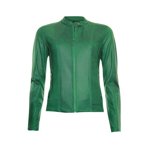 Anotherwoman ladieswear coats & jackets -  Jacket biker. Available in size 40 (green)
