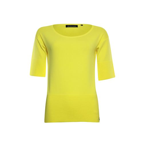 Anotherwoman ladieswear pullovers & vests -  Pullover. Available in size 36,38,40,42,44,46 (yellow)