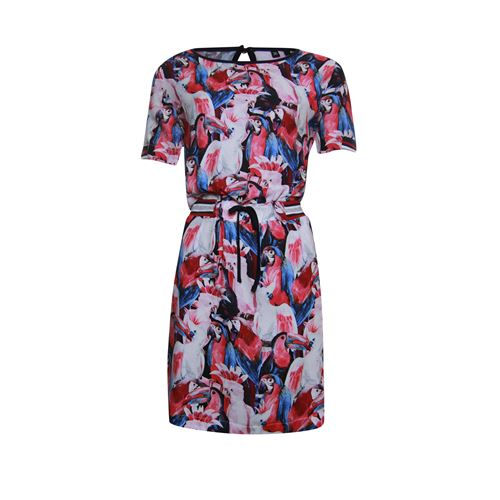Anotherwoman ladieswear dresses -  Dress. Available in size 36,38,40,42,44,46 (blue,multicolor,off-white,red)