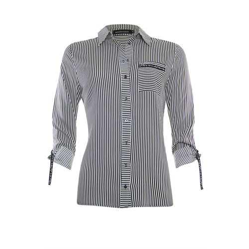 Anotherwoman ladieswear blouses & tunics -  Blouse. Available in size 36,38,44 (black,multicolor,off-white)