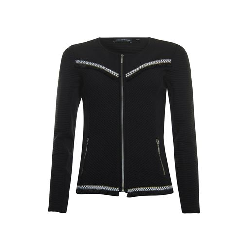 Anotherwoman ladieswear coats & jackets -  Jacket. Available in size 36,38,40,42,44,46 (black)