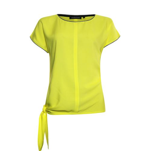 Anotherwoman ladieswear t-shirts & tops -  T-shirt. Available in size 36,38,40,42,44,46 (yellow)