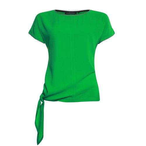 Anotherwoman ladieswear t-shirts & tops -  T-shirt. Available in size 36,38,40,42,44 (green)