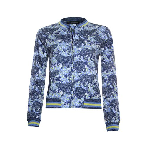 Anotherwoman ladieswear coats & jackets -  Jacket bomber. Available in size 36,38,40,42 (blue,multicolor,off-white,yellow)