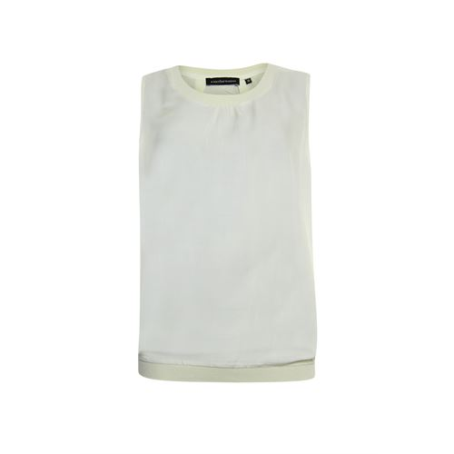 Anotherwoman ladieswear t-shirts & tops -  Top. Available in size 36,38,40,42,44 (off-white)