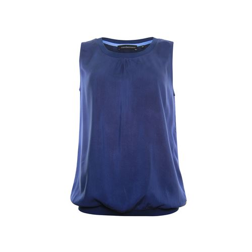 Anotherwoman ladieswear t-shirts & tops -  Top. Available in size 36,38,40,42,44,46 (blue)