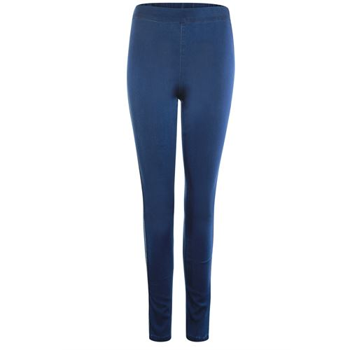 Anotherwoman ladieswear trousers -  Denim pant. Available in size 36,38,40,42,44,46 (blue,multicolor)
