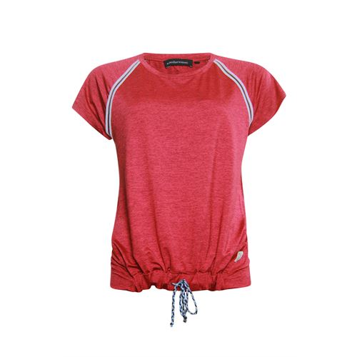 Anotherwoman ladieswear t-shirts & tops -  T-shirt. Available in size 36,38,40,42,44,46 (orange)