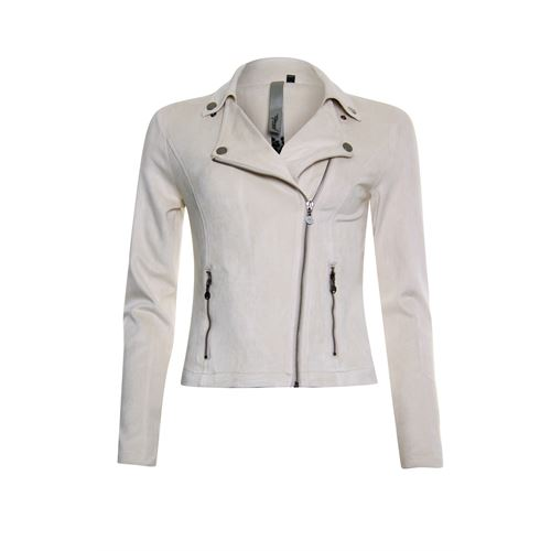 Poools ladieswear coats & jackets -  Jacket suedine. Available in size 44 (brown)
