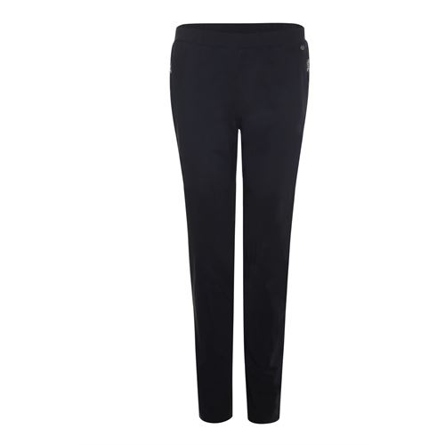 Poools ladieswear trousers -  Pant zip. Available in size 44,46 (blue)